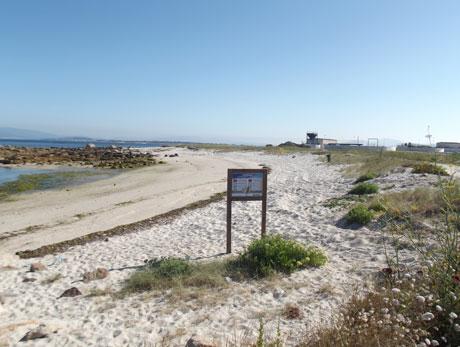 Playa Porto dos Padroneses (O Grove)
